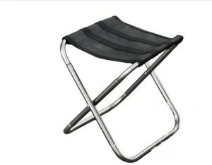 Prime Portable Outdoor Fishing Folding Chair Aluminum Square Folding Canvas Camping Stool Traveling Hunting Ibusinesslaw Wood Chair Design Ideas Ibusinesslaworg
