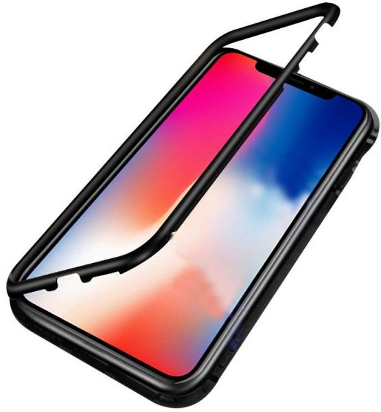 brand new 3e77e 86b0c Iphone X Magnet Metal Thin Phone case Mobile Cover