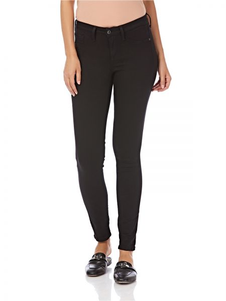 6c160f19ff Tiffosi One Size Fits All Skinny Jeans for Women - Black. by TIFFOSI