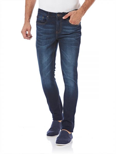 95a793d3915 ICONIC Skinny Jeans for Men - Blue