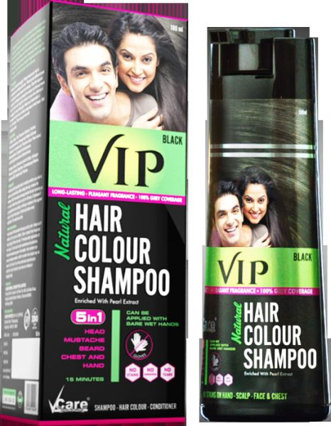 c4ac71da7 VIP Hair Color Shampoo for Men and Women - For Hair