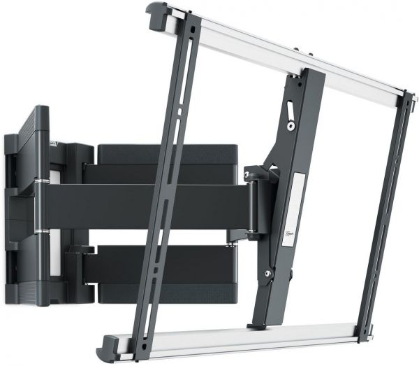 Vogel S Tv Wall Mount 180 Degrees Full Motion Swivel And Tilt Thin 550 For 40 100 Inch Tvs Black