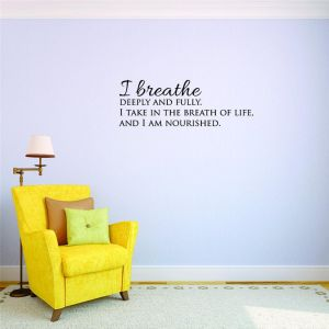 14 x 28 Design with Vinyl Moti 1866 2 I am Whole Perfect Strong Powerful Loving Harmonious Happy Rich Inspirational Life Quote Self Esteem Peel /& Stick Wall Sticker Decal Black