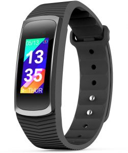 179fb3dbc SMA B3 Smart Band 0.96- inch Touch Screen 3ATM Water-resistant Smart  Bracelet