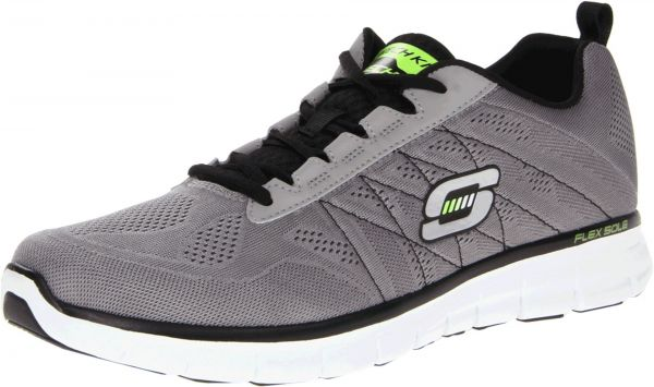 Switch Athletic Foam Training Men's Power Skechers Memory Synergy 0OkwXN8nP