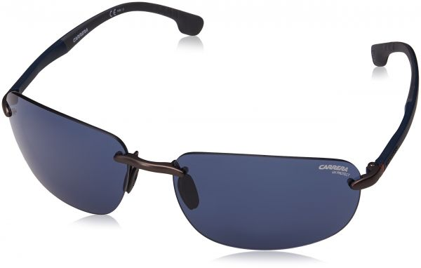 32ec950822d5d Carrera Men s 4010 s Rectangular Sunglasses