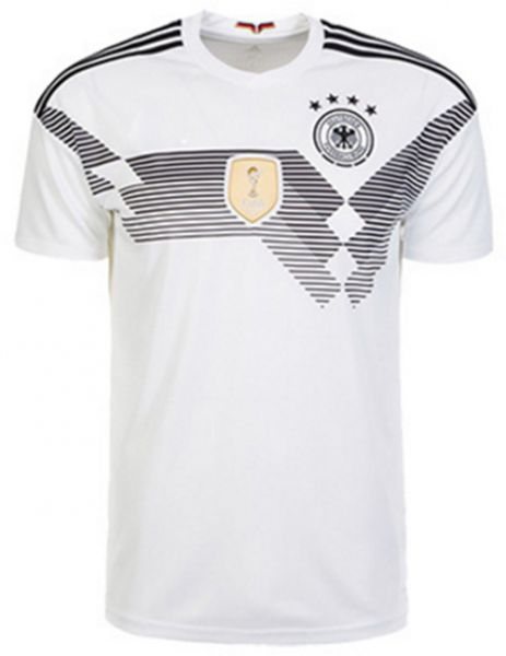 2018 World Cup Soccer Football Jersey Germany National Team Jersey ... 18acfef8f