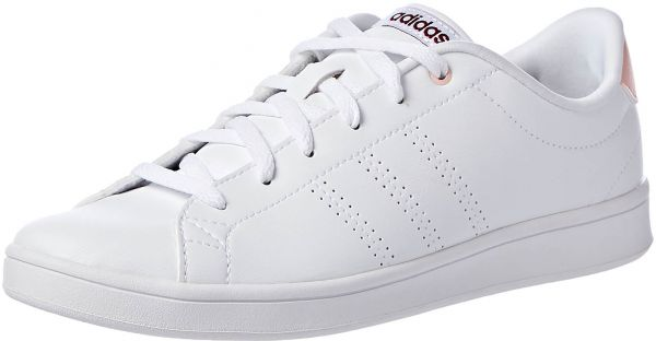 save off 86aeb 94fa0 Adidas Advantage Cl Qt W Sports Sneakers Shoe For Women.