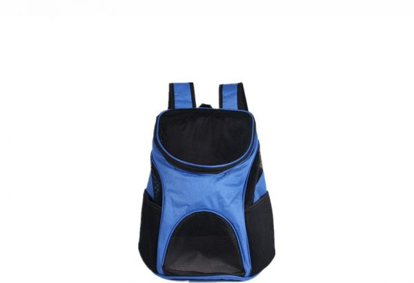 Pet Carrier Breathable pet Cat dog bag backpack pet dog Outdoor portable Package pet travelling backpack for small animals-xbd