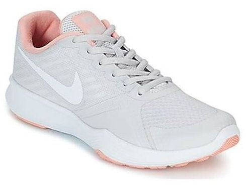 c1e7e4bab Nike City Trainer Training Shoes For Women - Light Grey Pink ...