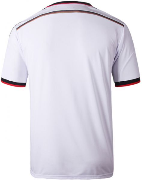 da47909ee 2018 FIFA World Cup German team men s football polo shirt white jersey-L  size