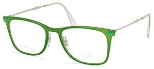 a5abc011307d Ray-Ban Rx 7086 Col.5643 Woman Green LightRay Optical Frame