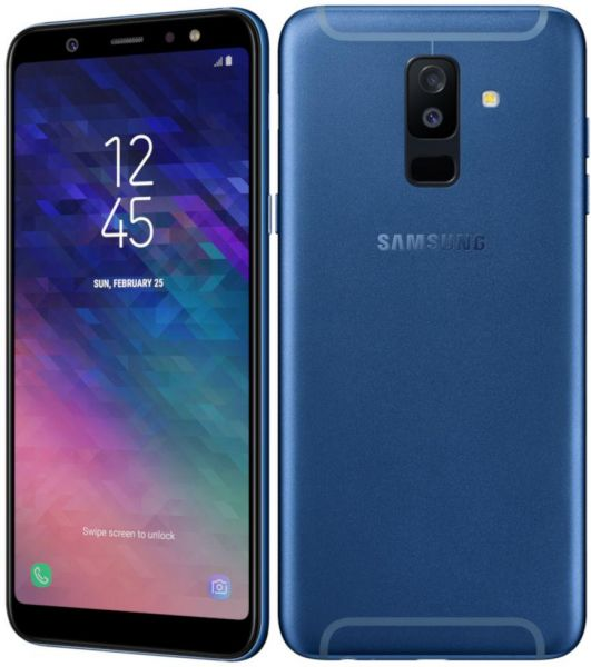 Samsung Galaxy A6 Plus 2018 Dual Sim 64gb 4gb Ram 4g Lte Blue
