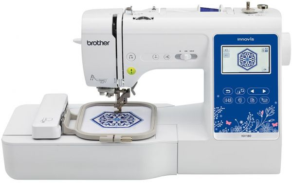 Brother Innov Is Nv180 Computerised Sewing And Embroidery Machine