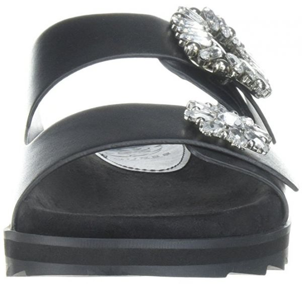 7f15ee035e8f14 Guess Slides Shoes for Women Black