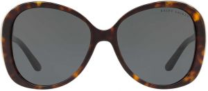 1dd1abf19cc Ralph Lauren Oversized Women s Sunglasses - 8166-500387 - 57mm