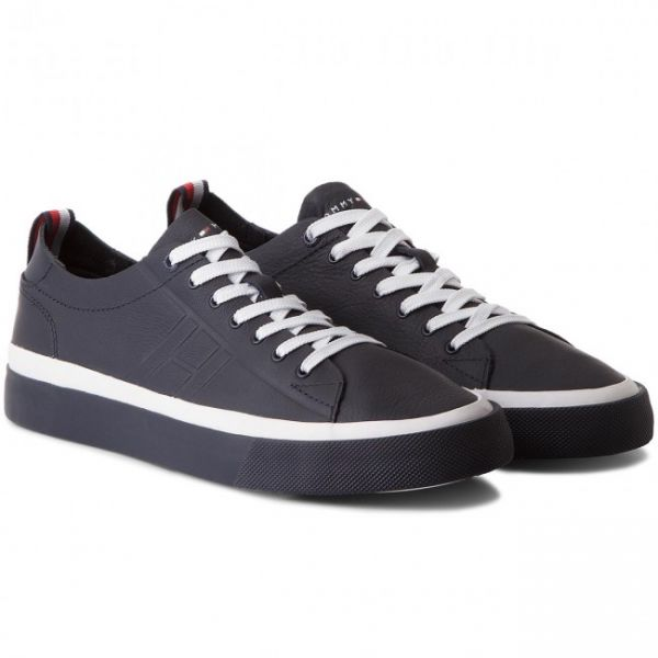 4d4e41b797ab5d Tommy Hilfiger Fashion Sneakers for Men - Navy