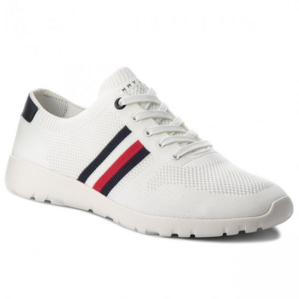 5cba2b99e095 Tommy Hilfiger Fashion Sneakers for Men - White Price in Saudi ...