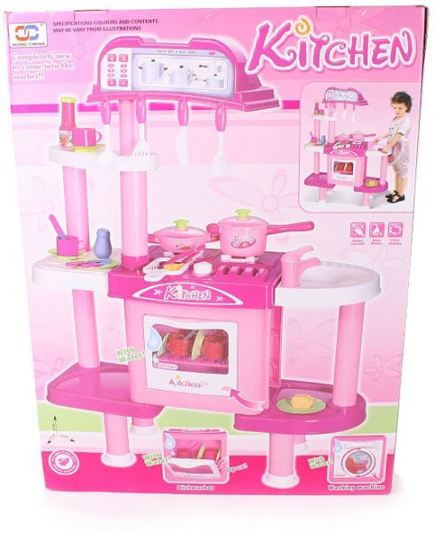 Kitchen Set Toys For Kids 3 Years Above Price In Saudi Arabia