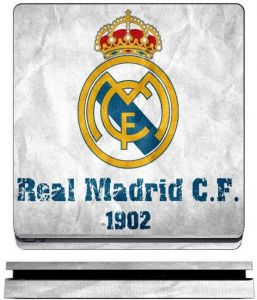 ab1c1b965ced Skin Real Madrid Playstation 4 Slim