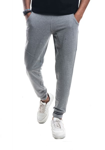 197b48ab Or Comfort Fit Fashion Joggers For Men - Light Grey Price in Egypt ...