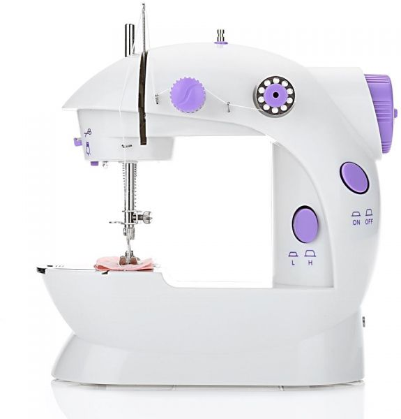 Mini Electric Sewing Machine  Dual Speed Adjustment with Light Sewing Machine