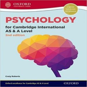 Psychology for Cambridge International AS and A Level Student Book: For the 9990 Syllabus