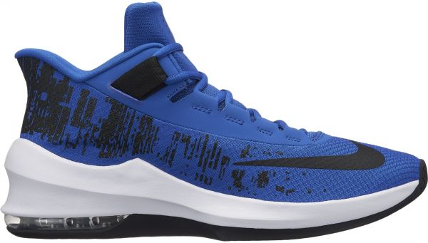 d7a0ed6ee90be Nike Air Max Infuriate 2 Mid Basketball Shoes For Men