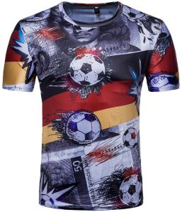 5a6f922cb Buy west west printed football jersey