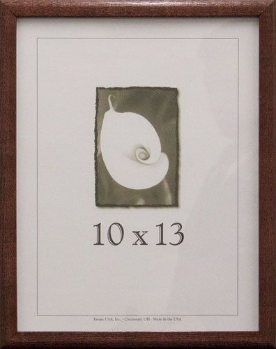 Souq | 10x13 Wood Picture Frame - Economy Frame in Black, Honey or ...