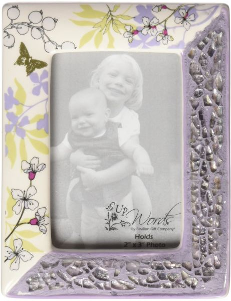 Souq | Up Words by Pavilion Photo Frame 3-1/2 by 4-1/2-Inch Purple ...