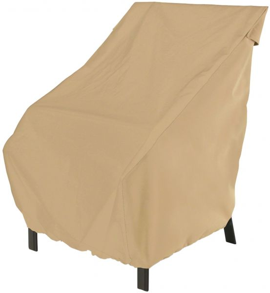 Clic Accessories Terrazzo Patio Chair Cover All Weather Protection Outdoor Furniture 58912 Ec