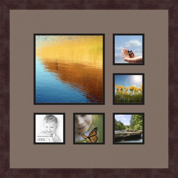 Souq Art To Frames Double Multimat 358 74889 Frbw26061 Collage
