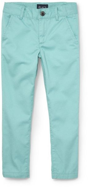 d1d697ec1 The Children's Place Big Boys' Skinny Uniform Chino Pants, Spring ...