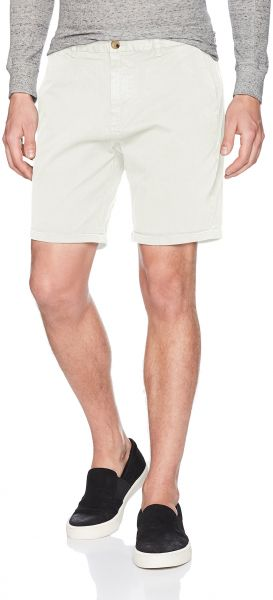 Mens Classic Chino Stretch Cotton Twill Quality Short Scotch & Soda XYLpD