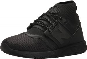 08dec6df1a17 New Balance Mid Sports Sneakers for Men - Black