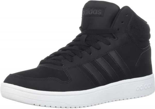 fb71f1621afd adidas VS Hoops Mid 2.0 Fashion Sneakers for Men - Prussian Blue ...