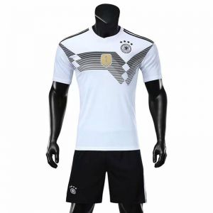 Germany Team 2018 Russia World Cup Football Jersey Football suits Fans Short -sleeved T-shirt 8601501cc