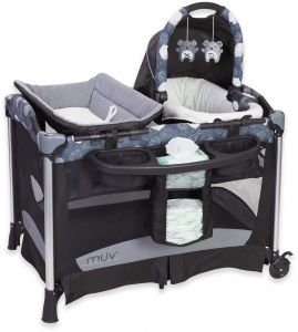Baby Trend California Muv Nursery Center