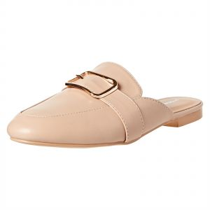 edcf7319cba24 Shoexpress Jasmine Mule Slippers for Women - Nude