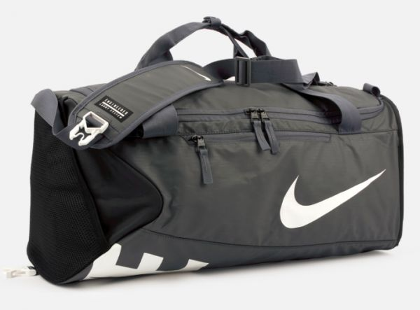 783605d6a2b5 Nike Sport Duffle Bag for Women - Grey