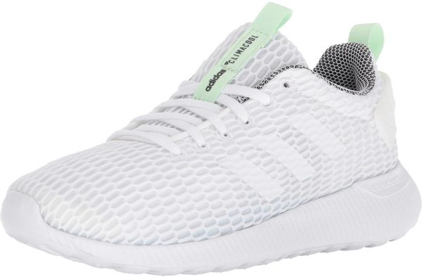 promo code 73f36 99ffd adidas Cloudfoam Lite Racer CC Running for Women - White ...