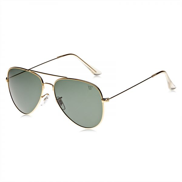 0431791219 Winstonne Kenzo Men s Aviator Polarized Sunglasses - WNPO1004 60-14-135mm