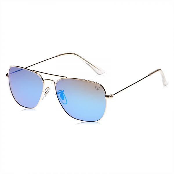 d64c0610f91 Winstonne Christoff Men s Aviator Polarized Sunglasses - WNPO1029  54-14-135mm
