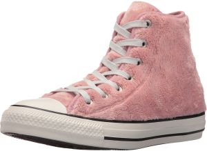 661d3a4cca06 Converse Chuck Taylor All Star Lux Hi Fashion Sneakers for Women - Rose