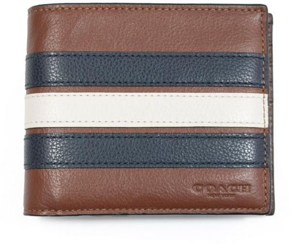 3345f5adf3de Coach 3-In-1 Wallet With Varsity Stripe F24649 N3D