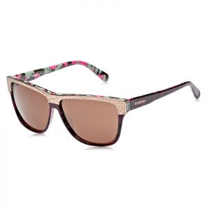 db47a5d4add Bebe Women s Square Sunglasses - BB7139 - 59-11 mm