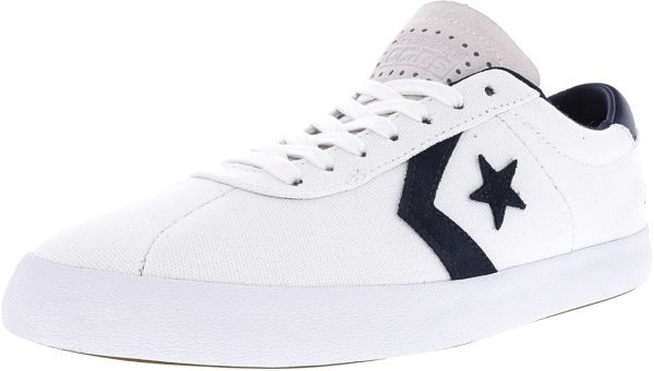 d347fed67fc170 Converse Breakpoint Pro Ox Ankle High Fashion Sneakers for Men - White