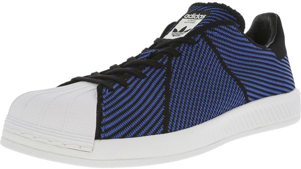 adidas Superstar Bounce Pk Footwear Ankle High Fashion Sneakers for ... 4949e1df7