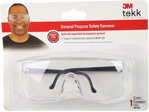 b5d70a192f 3M AO General Purpose Safety Glasses - Clear